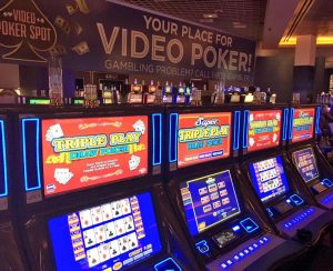 online video poker at gambling city