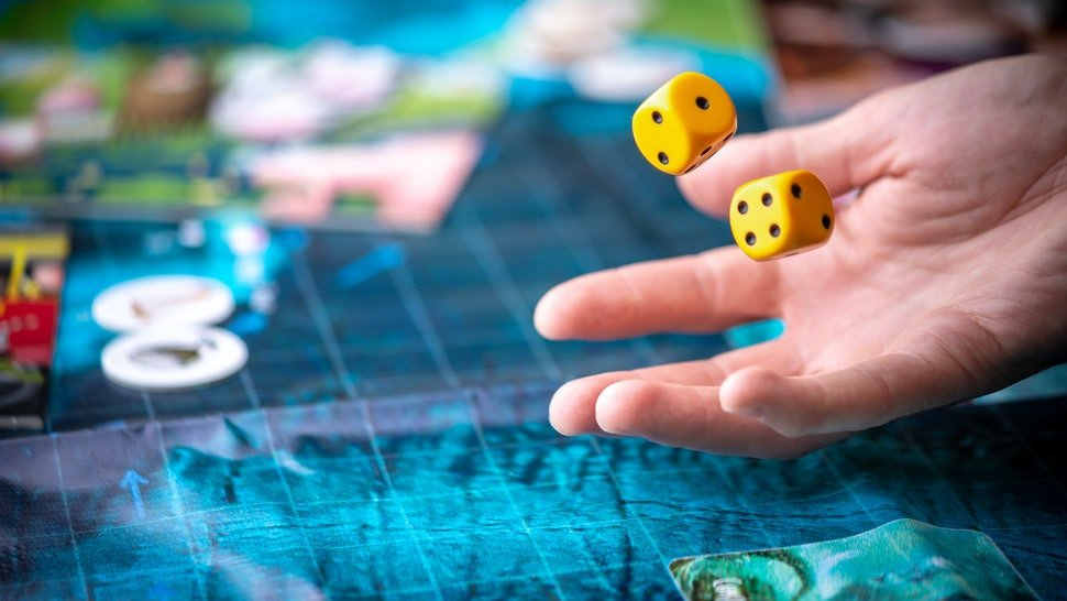 Five Best Dice Games