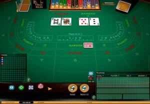 online baccarat at gambling city