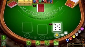 online blackjack at gambling city