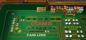 online craps at gambling city