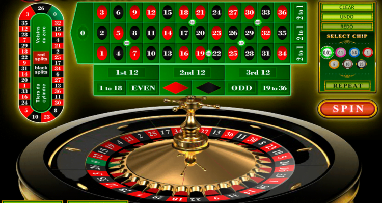 online roulette DE at gambling city