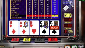 video poker at gambling city